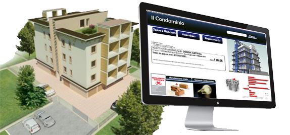 sito web condominio